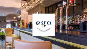 Afternoon Tea for Two Starting from £20 at Ego Restaurants