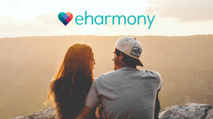 £9.95 per Month for 12 Month Plan Orders at eHarmony