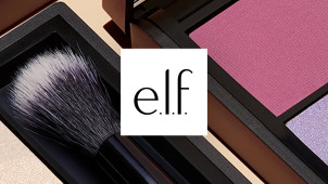 Free Beauty Gift Set with Orders Over £25 at Elf Cosmetics