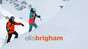 15% Off Backcountry Ski Boots with Package Orders at Ellis Brigham