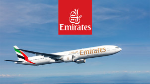 Dubai Flights from £370 at Emirates