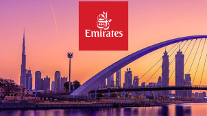 Relax in Style with Flights from £679 to Mauritius at Emirates
