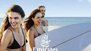 Jusqu'à -70% sur toutes vos envies voyage avec Emirates The List