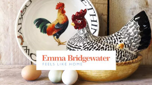 15% Off Orders with Newsletter Sign-ups at Emma Bridgewater
