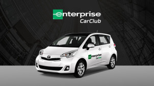 Join Enterprise Car Club for Just £1 & Receive 4 Hours Driving Free at Enterprise Car Club