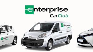 £25 Free Driving Credit at Enterprise Car Club