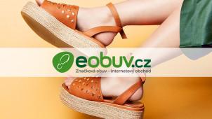 Slevový kupon -1290 Kč na nezlevněné zboží od Eobuv.cz