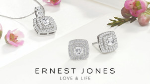 £15 Gift Card with Orders Over £150 at Ernest Jones