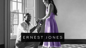 £50 Off Orders Over £300 at Ernest Jones