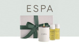 10% Off First Orders at ESPA
