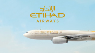 £150 Gift Card with Upfront Bookings Over £2000 at Etihad Airways