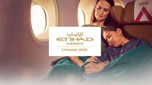 London to Bangkok Flights from £465 at Etihad Airways