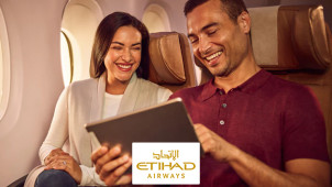 Etihad Airways Have Deals & Discounts on Travel - Look Forward to Travel Again!