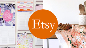 Free Delivery on Selected Dresses at Etsy
