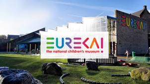 Unlimited Admission for 12 Months with First Bookings at Eureka! The National Children's Museum