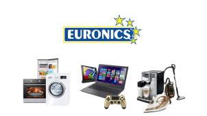 Sleva -10% na všechno s kartou Euronics