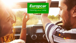 Save Up to 20% on Booking Made for 2 Days or More at Europcar