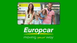 10% Off Mobile Bookings at Europcar
