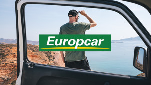 Enjoy 15% Off Car Rentals with Online Bookings at Europcar