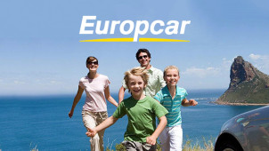 Enjoy 33% Off UK Car Hire in the Black Friday Event at Europcar