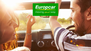 Up to 25% Off Europe Bookings at Europcar