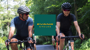 £15 Off Selected Clothing and Accessories Orders Over £100 at Evans Cycles