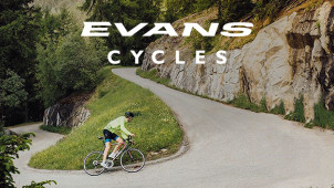£100 Off Bike Orders Between £998.99 and £1,498.98 with Trade Ins at Evans Cycles