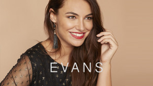 Free Next Day Delivery on Orders Over £65 at Evans