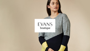 Find 50% Off Sale Orders at Evans