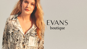Up to 50% Off Everything at Evans