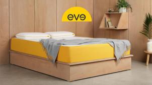 £100 Off Mattress Orders at Eve Mattress