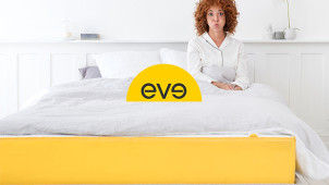 22% Off Orders Over £400 at eve Mattress