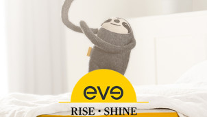 £100 Off Selected Mattress Orders at eve sleep