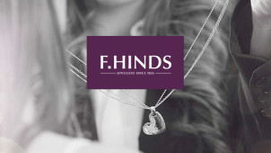 Up to 50% Off Orders in the Sale at F.Hinds the Jewellers