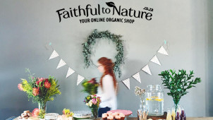 R100 Off Your Next Order with Email Sign Up at Faithful To Nature