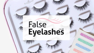 10% Off Orders at False Eyelashes