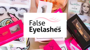 Win a £250 Spend at False Eyelashes