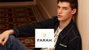 £5 Gift Card with Orders Over £40 at Farah