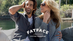 50% Off Selected Lines in the Spring Sale at Fat Face - Shop Tops, Jackets & Accessories