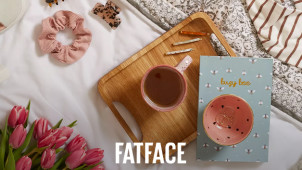 15% Off First Orders with Newsletter Sign-ups at Fat Face