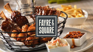 Free Bottle of Wine on Your Birthday at Fayre & Square