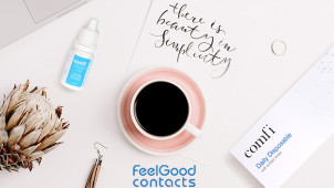 Save 10% on Orders Plus Free Delivery Over £49 at Feel Good Contact Lenses