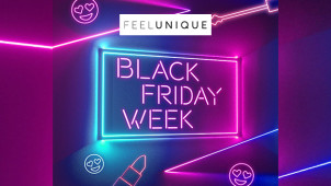 Black Friday Week - Enjoy 30% Off Selected Orders at Feel Unique