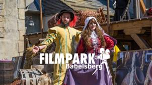 Saisontagesticket für nur 20€ p.P. bei Filmpark Babelsberg