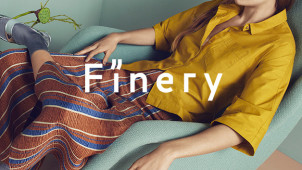 20% Off 3 or More Item Orders at Finery