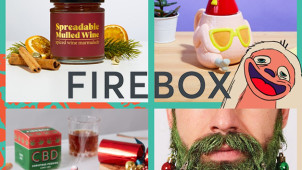 10% Off First Orders Over £45 with Newsletter SIgn-ups at Firebox