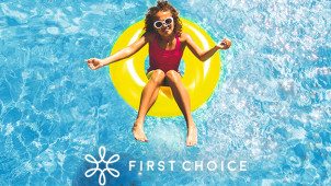 £100 Off Long Haul Bookings Over £1100 at First Choice