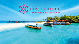 £60 Gift Card with Upfront Bookings Over £500 at First Choice