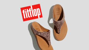 20% Off Orders with Newsletter Sign-Ups at Fitflop