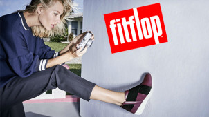 Extra 15% Off Black Friday Discounted Items Plus Free Delivery at FitFlop